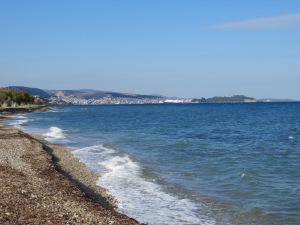 Lesvos beach