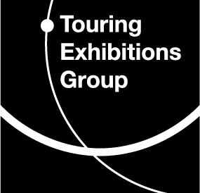 Touring Exhibitions Group TEG Logo